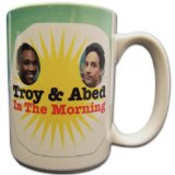 Get Your Own Troy & Abed In the Morning Coffee Mug at Amazon