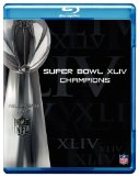 Pre-Order the Super Bowl XLIV Champions Video on Blu-ray at Amazon