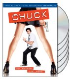 Preorder Chuck Season Two on DVD at Amazon