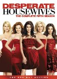 Get Desperate Housewives Season 5 on DVD at Amazon