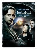 Get Stargate Universe Season 1.0 on DVD at Amazon