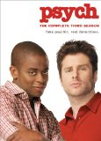 Get Psych Season Three on DVD at Amazon