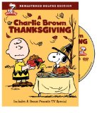 Get A Charlie Brown Thanksgiving on DVD