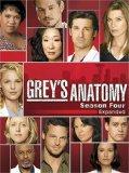 Grey's Anatomy - Season 4 on DVD