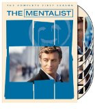 Get The Mentalist Season 1 on DVD at Amazon