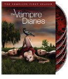 Get The Vampire Diaries Season 1 on DVD at Amazon