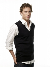 Dustin Milligan stars in 90210 on The CW. - Photo Credit: Justin Stephens/The CW