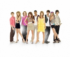 Cast of 90210 on The CW. - Photo Credit: Frank Ockenfels/ The CW