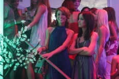 Shenae Grimes & Jessica Stroup - Photo Credit: The CW.