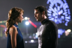 Shenae Grimes & Dustin Milligan in 90210 - Photo Credit: The CW