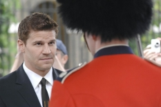 "David Boreanaz  in ""Yanks in the U.K., Part 1 & 2\"" - Cr: Jay Maidment/FOX"