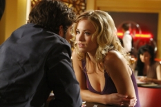 Zachary Levi & Yvonne Strahovski in Chuck - NBC Photo: Trae Patton