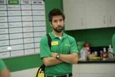 Joshua Gomez in Chuck - NBC Photo: Adam Taylor