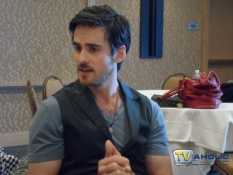 Colin O\'Donoghue at Comic-Con 2013