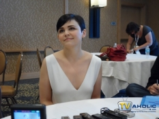 Ginnifer Goodwin at Comic-Con 2013