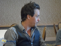 Michael Raymond-James at Comic-Con 2013