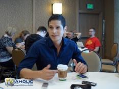 JD Pardo at Comic-Con 2013
