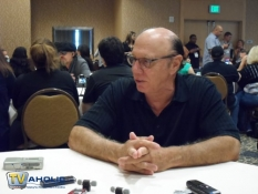 Dayton Callie at Comic-Con 2013