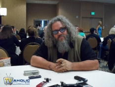 Mark Boone Junior at Comic-Con 2013