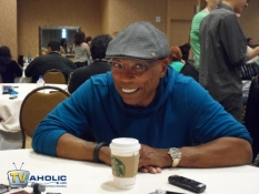 Director Paris Barclay at Comic-Con 2013