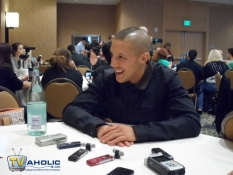 Theo Rossi at Comic-Con 2013