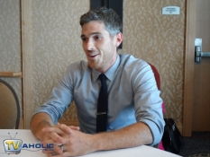 Dave Annable of ABC\'s 666 Park Avenue