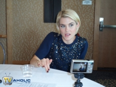 Rachael Taylor of ABC\'s 666 Park Avenue