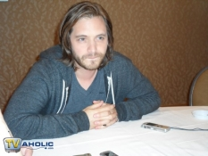 Aaron Stanford of The CW\'s Nikita