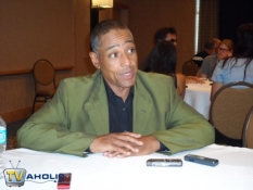 Giancarlo Esposito of NBC\'s Revolution