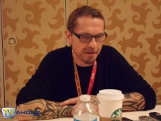 Creator & Executive Producer Kurt Sutter of Sons of Anarchy at Comic-Con 2012