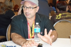 Comic-Con 2012 - Warehouse 13