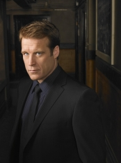 FRINGE: When an unlikely trio uncovers a deadly mystery that involves a series of unbelievable events, they discover it may be part of a larger, more disturbing pattern that blurs the line between science fiction and technology on FRINGE airing Tuesdays (9:00-10:00 PM ET/PT) this fall on FOX. Pictured: Mark Valley as Agent John Scott ©2008 Fox Broadcasting Co. Cr: Michael Lavine/FOX