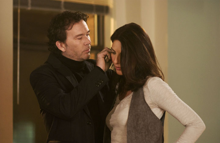 Check Out Some Photos From Leverage On Tnt Starring