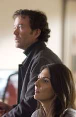 Timothy Hutton & Gina Bellman