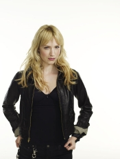 Beth Riesgraf as Parker of Leverage on TNT