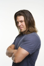 Christian Kane as Eliot Spencer of Leverage on TNT