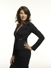 Gina Bellman as Sophie Devereaux of Leverage on TNT