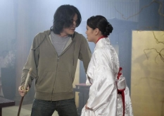Jack Yang and Jaime Chung in ABC Family\'s Samurai Girl Miniseries. - Photo CR: ABC Family