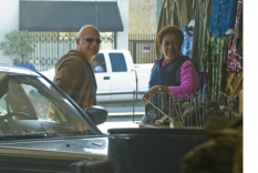 Michael Chiklis & CCH Pounder in The Shield S.7 Ep.1 - CR: Prashant Gupta / FX