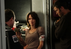 "Dean Winters, Lena Headey & Brian Austin Green in \""Samson and Delilah\"" - CR: Michael Desmond/FOX"