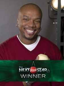 Aaron McCargo, Jr. - Winner The Next Food Network Star 4