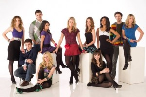 Sorority Forever Cast Photo