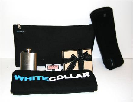 White Collar Prize Pack