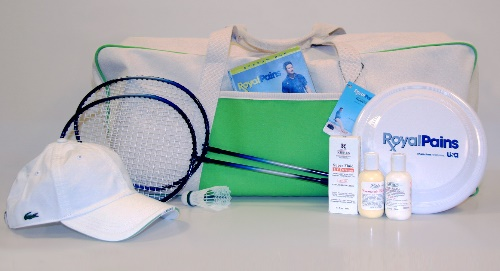 Royal Pains DVD Prize Pack