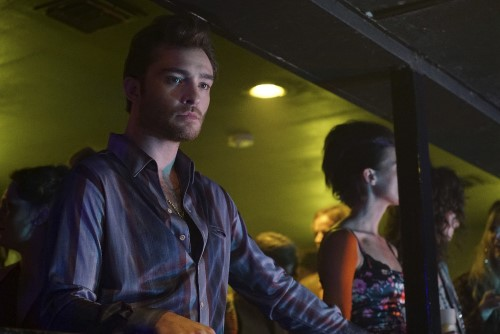 Photo of Ed Westwick in ABC's Wicked City