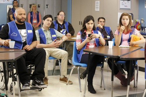 Photo from NBC's Superstore Pilot Episode