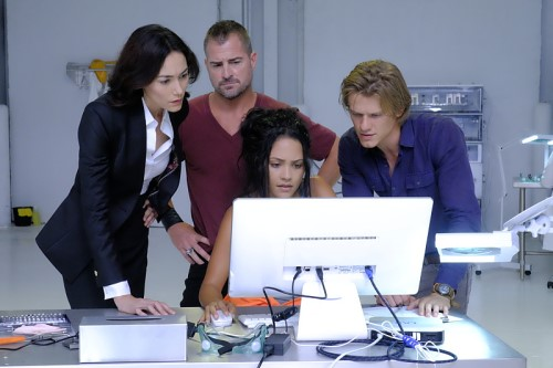 Holt, Eads, Mays & Till in MacGyver