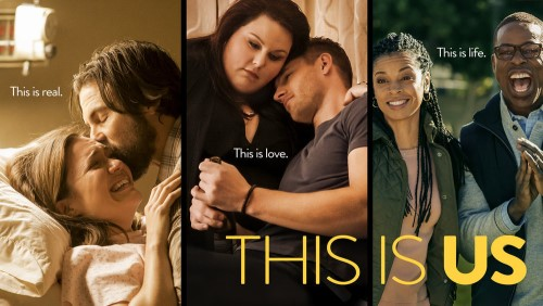 Moore, Ventimiglia, Metz, Hartley, Brown & Watson in This Is Us
