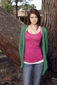 Shailene Woodley of The Secret Life of the American Teenager - Interview - Photo: Courtesy ABC Family