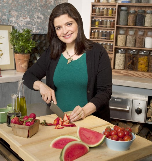 The Cooking Loft - Alexandra Guarnaschelli - Photo Courtesy Food Network